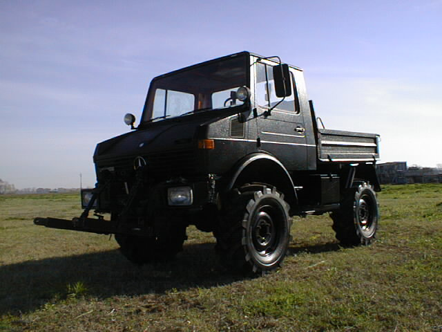 Texoma All Wheel Drive: Unimog Dealer for Texas and Oklahoma